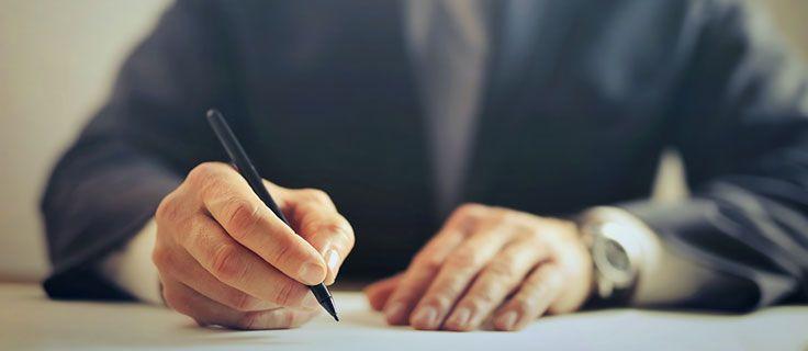 Письменная консультация юриста/адвоката в форме правового заключения