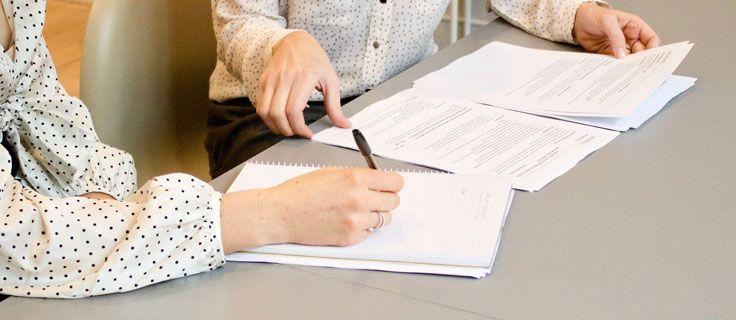 Составление искового заявления и отзыва на исковое заявление
