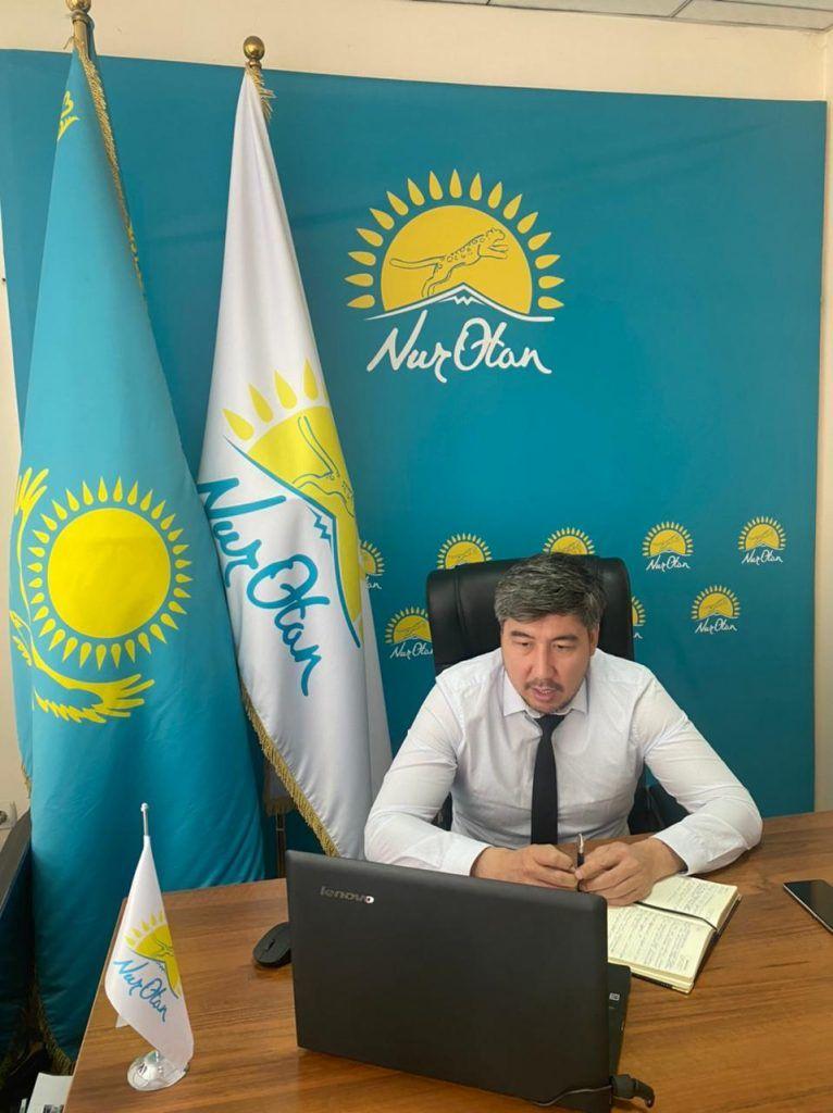 Онлайн консультация жителям Медеуского района г. Алматы по юридическим вопросам
