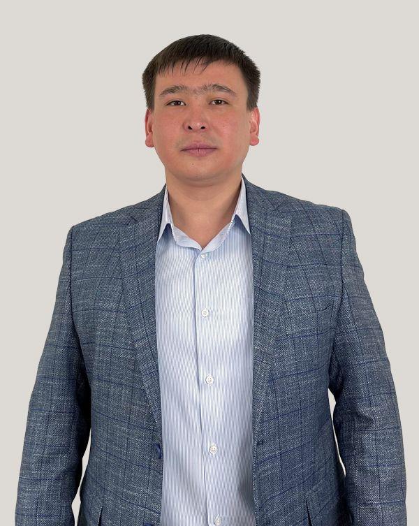 Молдагалиев Айбар Ерланович